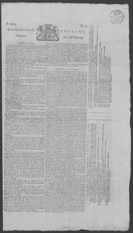 Rotterdamse Courant 1823-02-18
