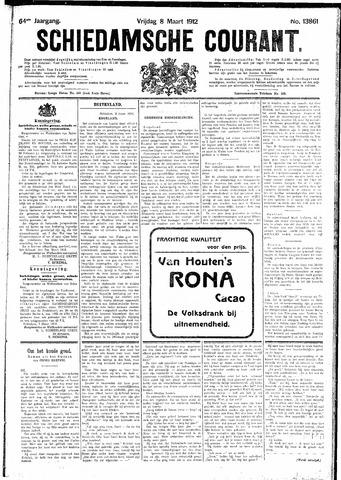 Schiedamsche Courant 1912-03-08