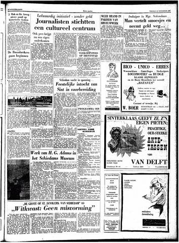Trouw / De Rotterdammer 1962-11-23
