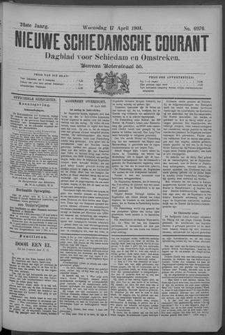 Nieuwe Schiedamsche Courant 1901-04-17