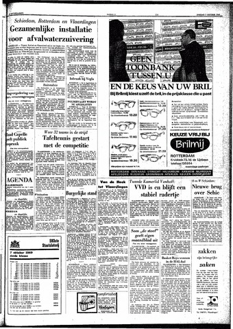 Trouw / De Rotterdammer 1969-10-07