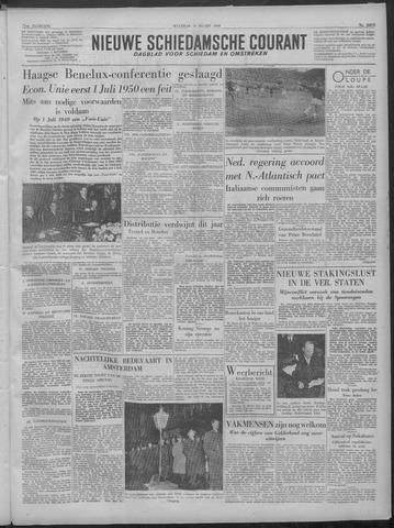 Nieuwe Schiedamsche Courant 1949-03-14