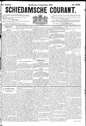 Schiedamsche Courant 1908-09-03