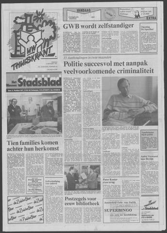 Het Nieuwe Stadsblad 1991-10-04