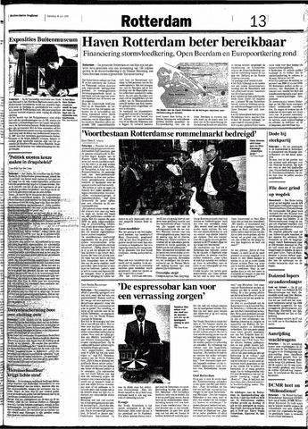 Rotterdamsch Nieuwsblad / Schiedamsche Courant / Rotterdams Dagblad / Waterweg / Algemeen Dagblad 1991-07-13