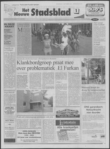 Het Nieuwe Stadsblad 2002-09-11