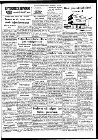Rotterdamsch Nieuwsblad / Schiedamsche Courant / Rotterdams Dagblad / Waterweg / Algemeen Dagblad 1964-07-08