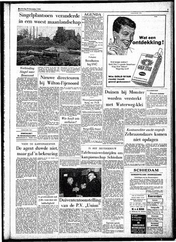 Rotterdamsch Parool / De Schiedammer 1961-12-28