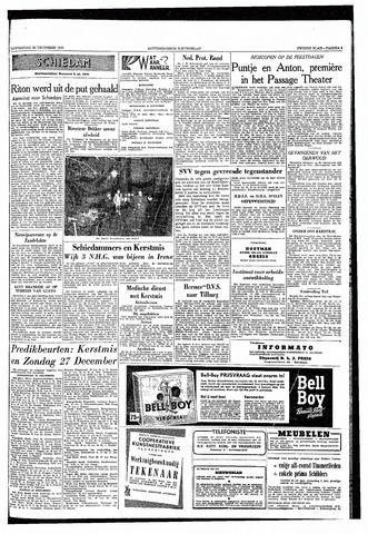 Rotterdamsch Nieuwsblad / Schiedamsche Courant / Rotterdams Dagblad / Waterweg / Algemeen Dagblad 1953-12-24