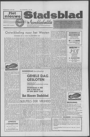 Het Nieuwe Stadsblad 1960-05-04
