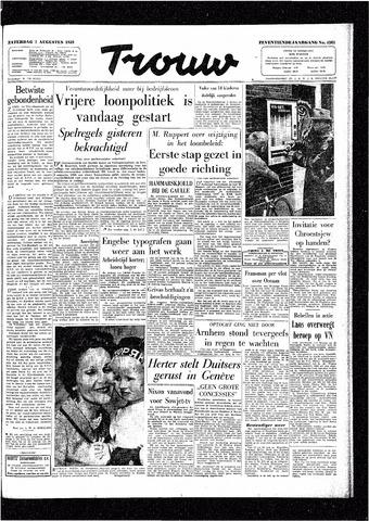 Trouw / De Rotterdammer 1959-08-01