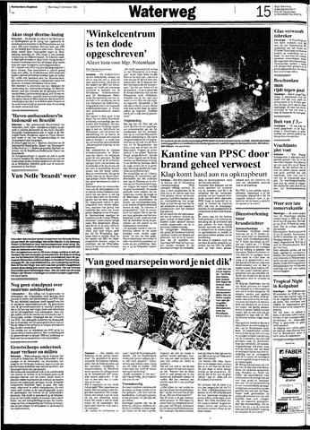 Rotterdamsch Nieuwsblad / Schiedamsche Courant / Rotterdams Dagblad / Waterweg / Algemeen Dagblad 1991-11-27