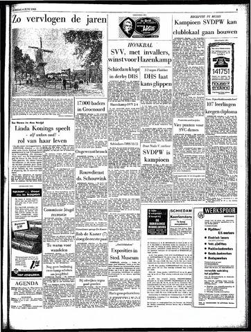 Rotterdamsch Parool / De Schiedammer 1963-06-04