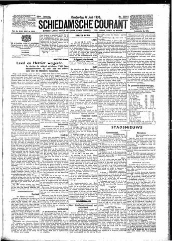 Schiedamsche Courant 1935-06-06