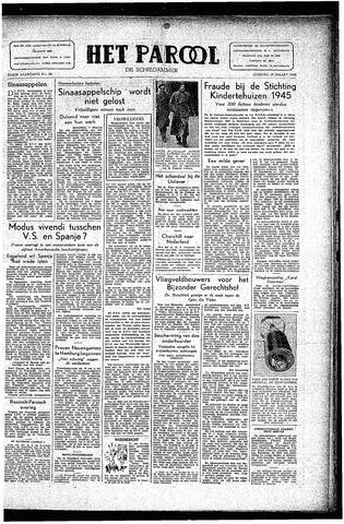Rotterdamsch Parool / De Schiedammer 1946-03-19