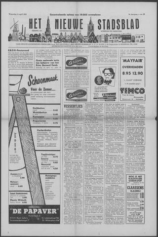 Het Nieuwe Stadsblad 1956-04-11