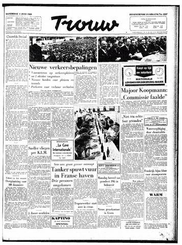 Trouw / De Rotterdammer 1959-07-04