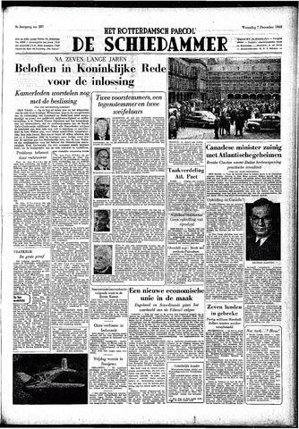 Rotterdamsch Parool / De Schiedammer 1949-12-07