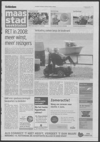 Maaspost / Maasstad / Maasstad Pers 2009-05-27