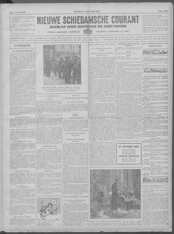 Nieuwe Schiedamsche Courant 1933-01-03