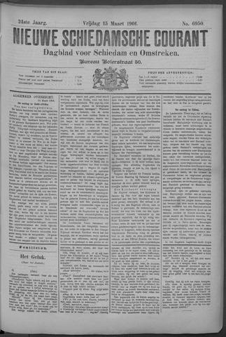 Nieuwe Schiedamsche Courant 1901-03-15