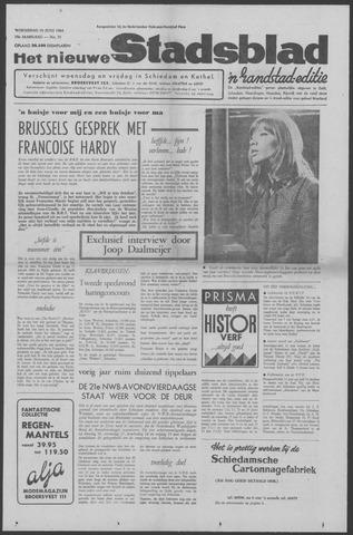 Het Nieuwe Stadsblad 1964-06-10