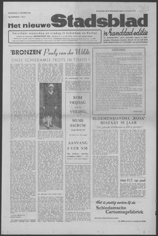 Het Nieuwe Stadsblad 1964-10-21