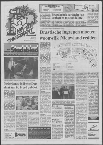 Het Nieuwe Stadsblad 1992-03-18