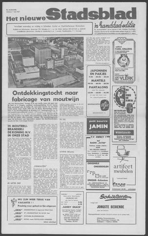 Het Nieuwe Stadsblad 1967-07-07
