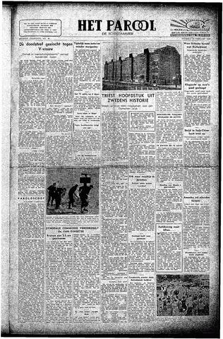 Rotterdamsch Parool / De Schiedammer 1947-02-25