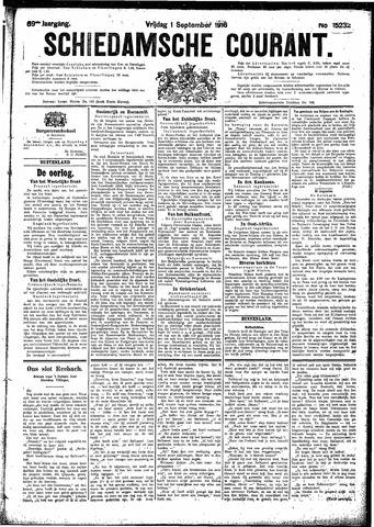 Schiedamsche Courant 1916-09-01