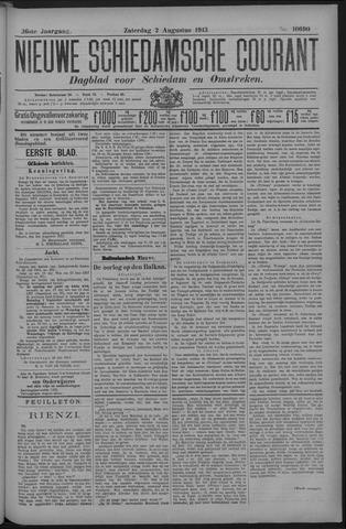 Nieuwe Schiedamsche Courant 1913-08-02