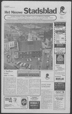 Het Nieuwe Stadsblad 1971-08-25