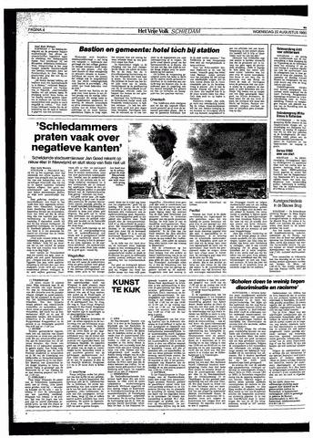 Het Vrije volk 1990-08-22