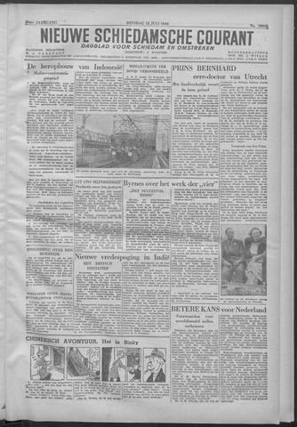 Nieuwe Schiedamsche Courant 1946-07-16
