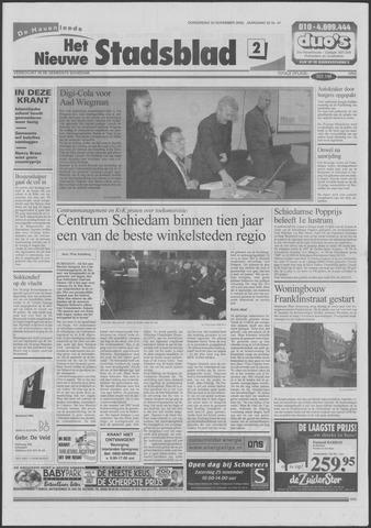 Het Nieuwe Stadsblad 2000-11-23
