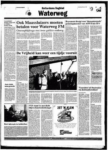 Rotterdamsch Nieuwsblad / Schiedamsche Courant / Rotterdams Dagblad / Waterweg / Algemeen Dagblad 1998-01-22