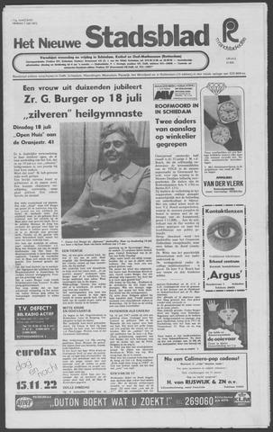 Het Nieuwe Stadsblad 1972-07-07