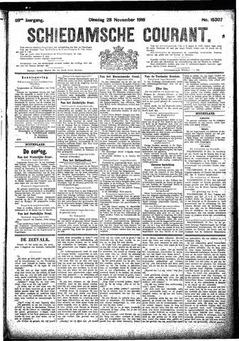 Schiedamsche Courant 1916-11-28