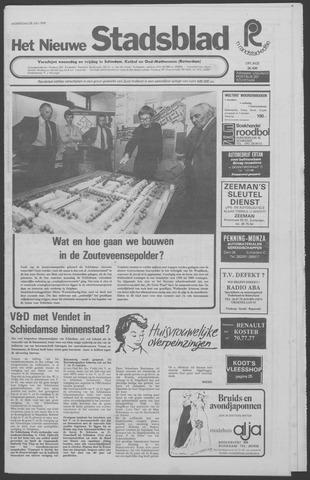 Het Nieuwe Stadsblad 1976-07-28