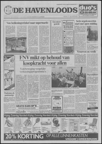 De Havenloods 1986-04-10