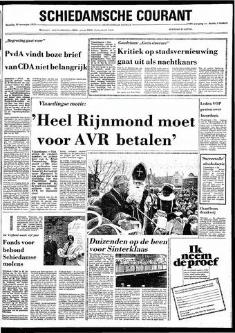 Rotterdamsch Nieuwsblad / Schiedamsche Courant / Rotterdams Dagblad / Waterweg / Algemeen Dagblad 1979-11-19