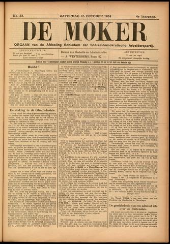 De Moker 1904-10-15