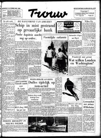 Trouw / De Rotterdammer 1959-02-10