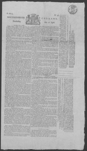 Rotterdamse Courant 1823-04-10