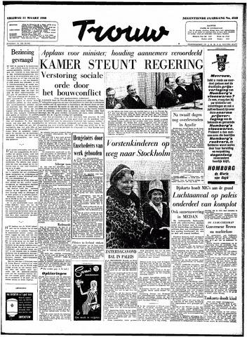 Trouw / De Rotterdammer 1960-03-11