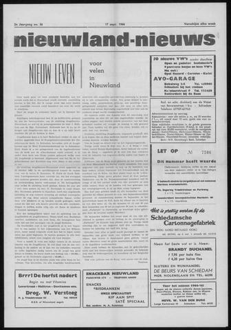 Nieuwland Nieuws 1964-09-17