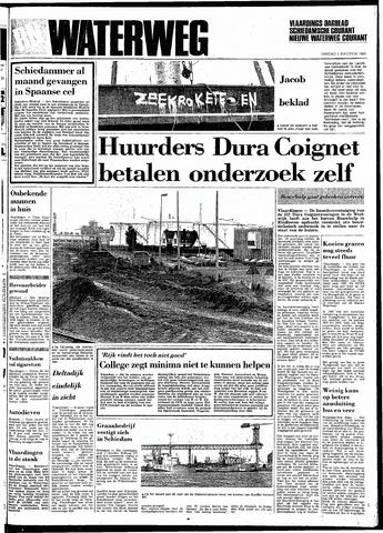 Rotterdamsch Nieuwsblad / Schiedamsche Courant / Rotterdams Dagblad / Waterweg / Algemeen Dagblad 1983-08-02