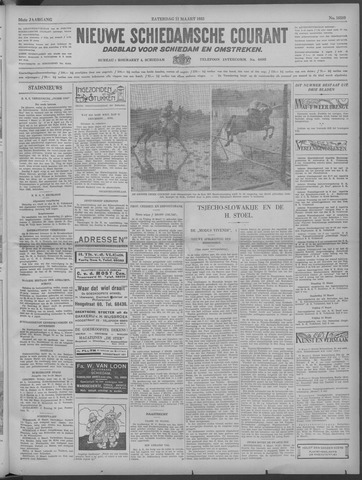 Nieuwe Schiedamsche Courant 1933-03-11