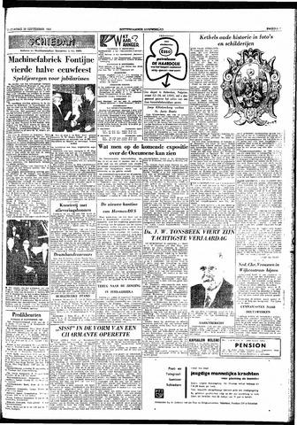 Rotterdamsch Nieuwsblad / Schiedamsche Courant / Rotterdams Dagblad / Waterweg / Algemeen Dagblad 1959-09-26